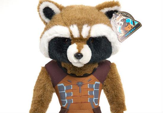 Stuffed Rocket Raccoon header