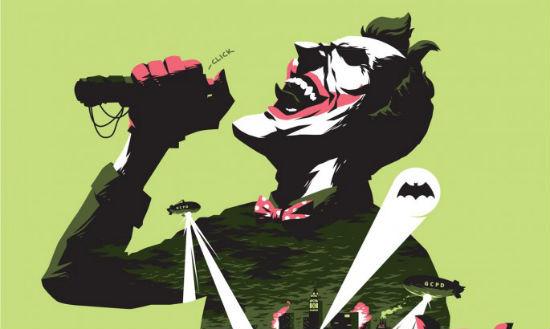 The Joker Florey header