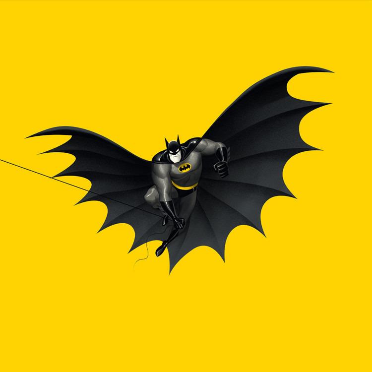 Batman Animated Vinyl