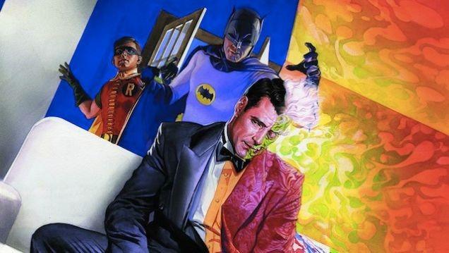 60s Batman Two-Face