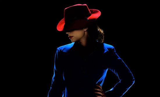 Agent Carter poster header