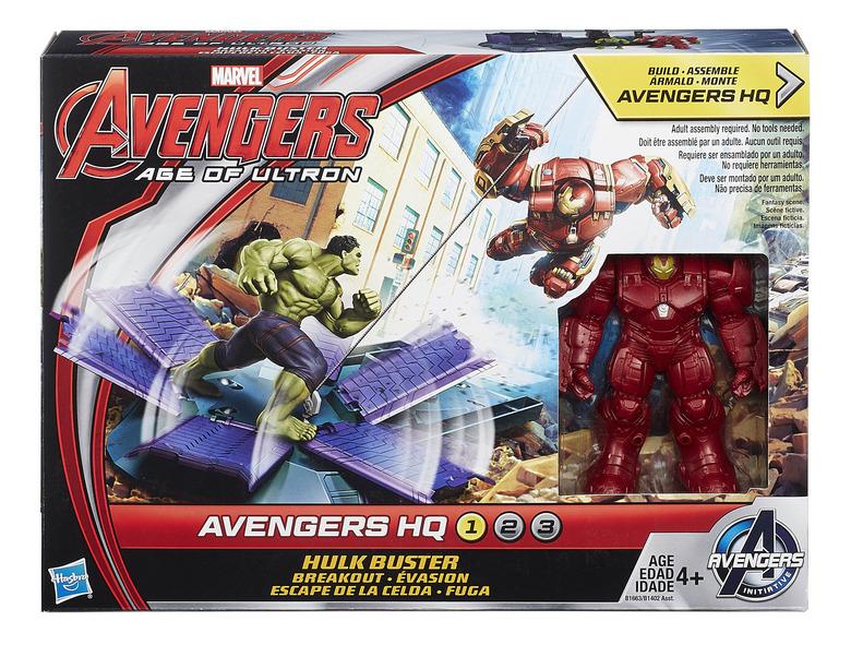 Hulkbuster toy
