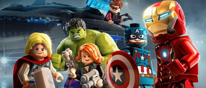 Lego Avengers Game header