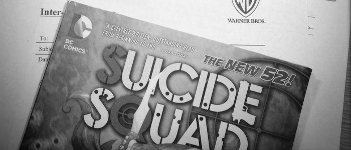 Suicide Squad tease