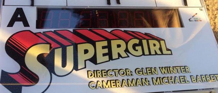 Supergirl Slate