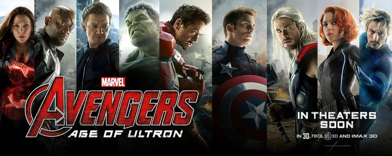 Age of Ultron Banner