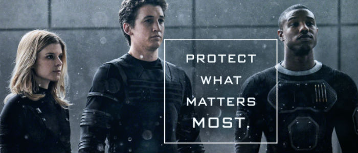 Fantastic Four protect