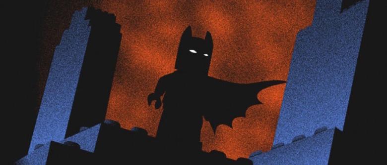 Lego Batman tshirt header