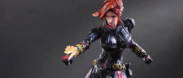 Play Arts Black Widow (header)