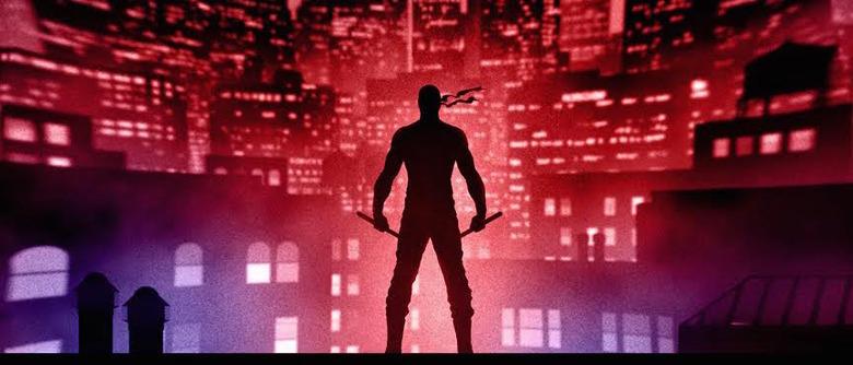 Daredevil print header
