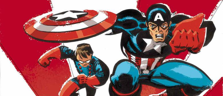 Captain America White (header)