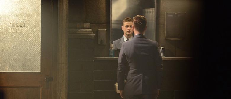 Ben McKenzie as Jim Gordon in Gotham