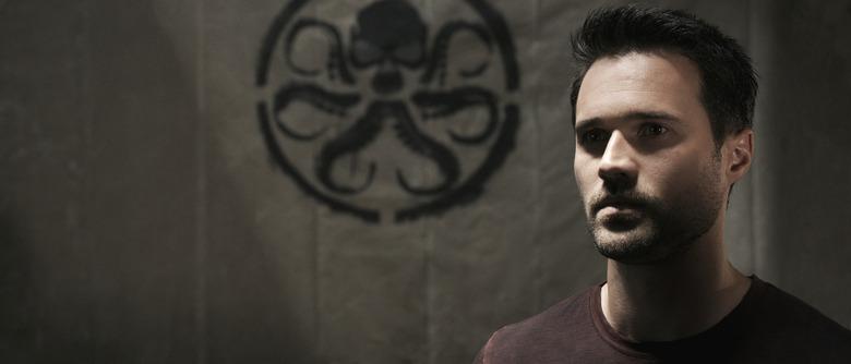 Agents of SHIELD - Brett Dalton as Grant Ward (header)