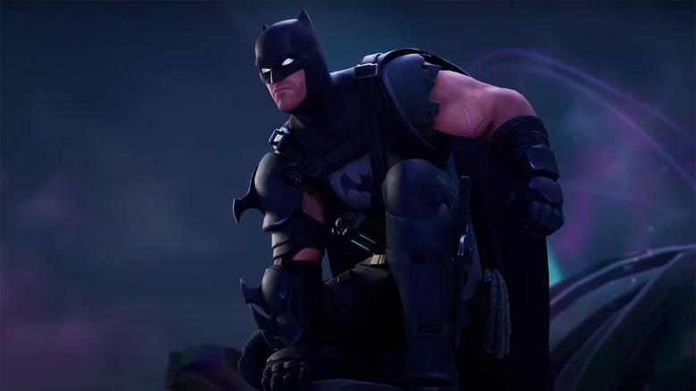 Batman Fortnite: Zeropoint