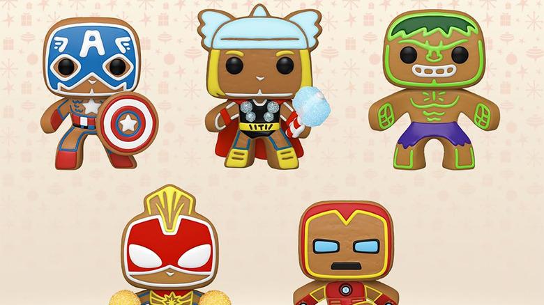Superhero Bits: Marvel Cooks Up Gingerbread Funko POPs, John Leguizamo Is Becoming PhenomX & More