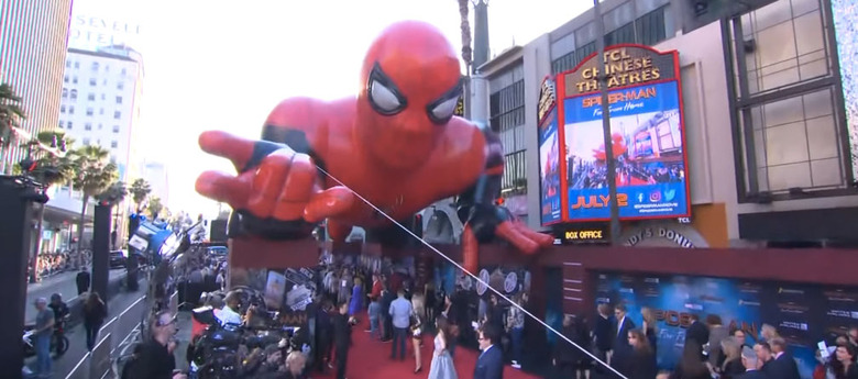 Spider-Man Far From Home Premiere