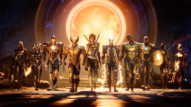 Superhero Bits: The Flash Season 8 Plots Five-Part Armageddon Event, Marvel s Midnight Suns Video Game Trailer & More