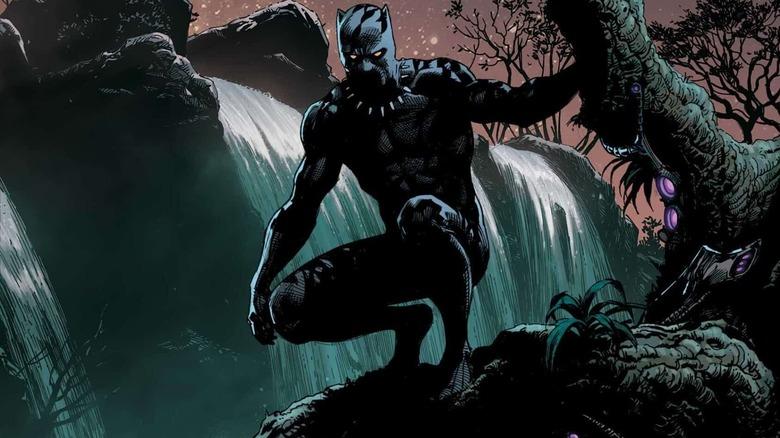 Superhero Bits: World War Hulk Movie Rumors, Black Panther Is Hitting A Major Milestone & More