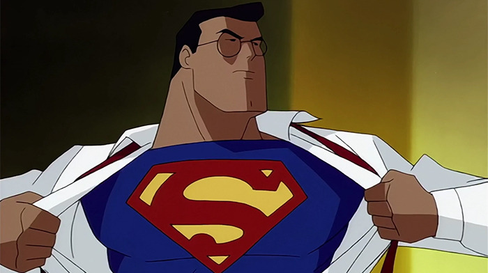Superman: The Animated Series Blu-ray Release
