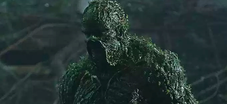 swamp thing cancellation