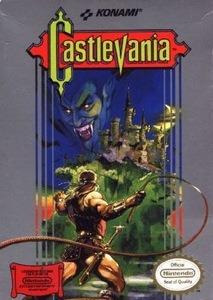 CastleVania on NES