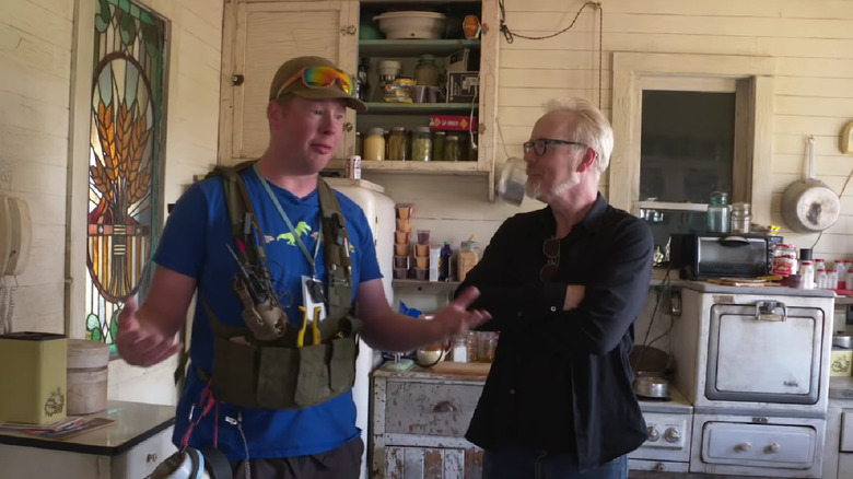 Take A Tour Of The Ghostbusters: Afterlife Set With Adam Savage
