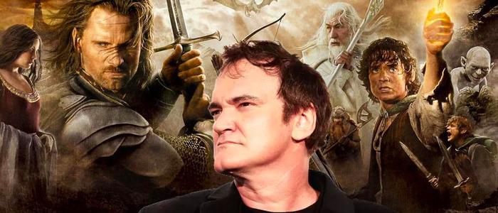 Tarantino Lord of the Rings