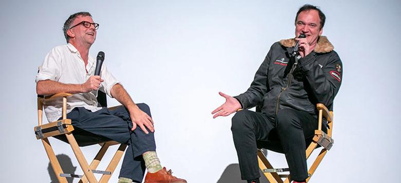 tarantino paul thomas anderson interview