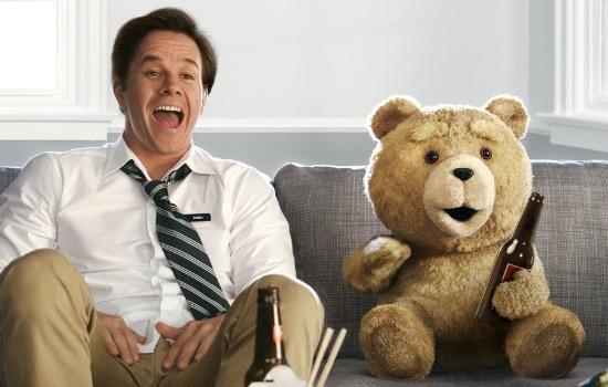 Ted Mark Wahlberg Header