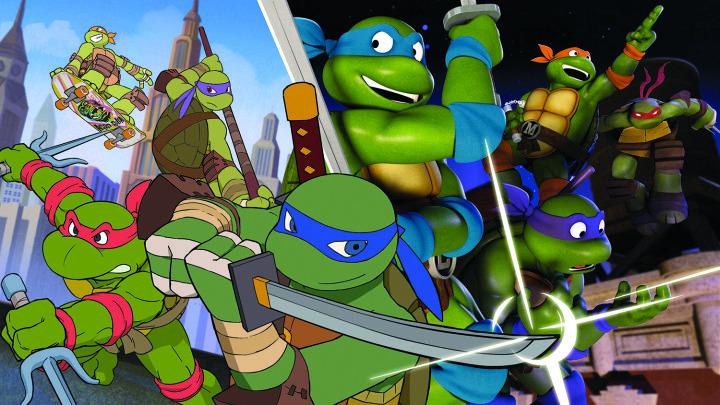 Teenage Mutant Ninja Turtles Crossover