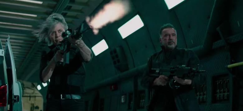terminator dark fate trailer new