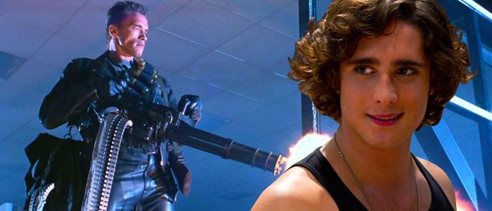 Terminator Diego Boneta