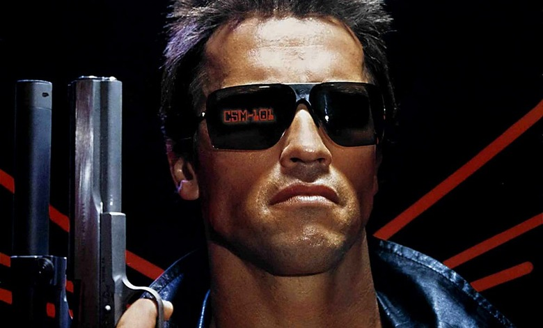 Terminator Genesis filming