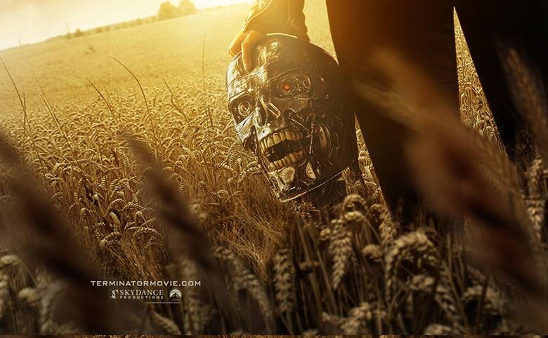 Terminator Transformers Mash-Up