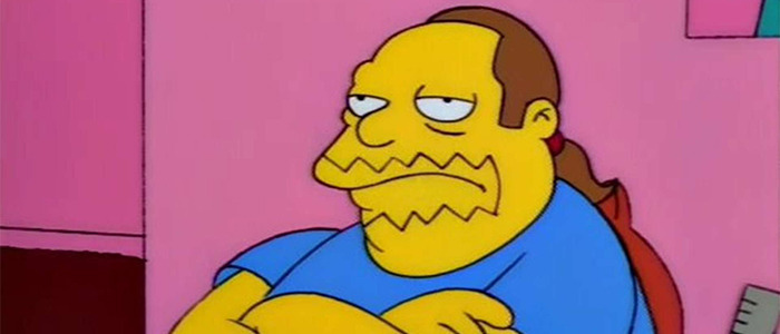 The Simpsons - Comic-Book Guy