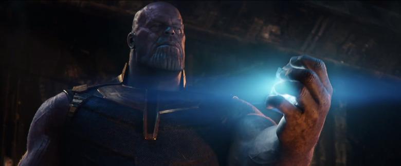 Thanos origin