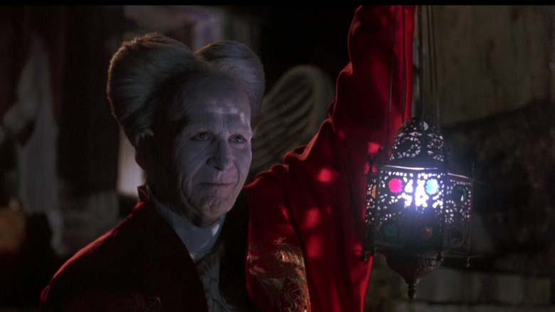 Gary Oldman crazy hair in Bram Stoker's Dracula