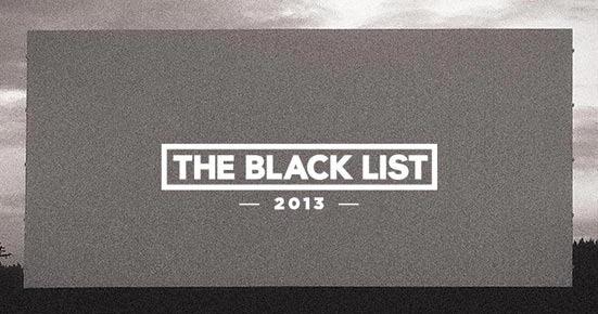 The Black List 2013