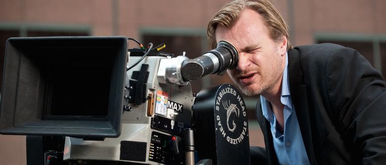 2017 Christopher Nolan Movie