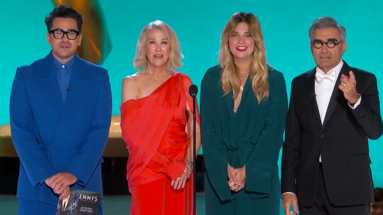 The 2021 Emmys In Review: Not Great, Bob