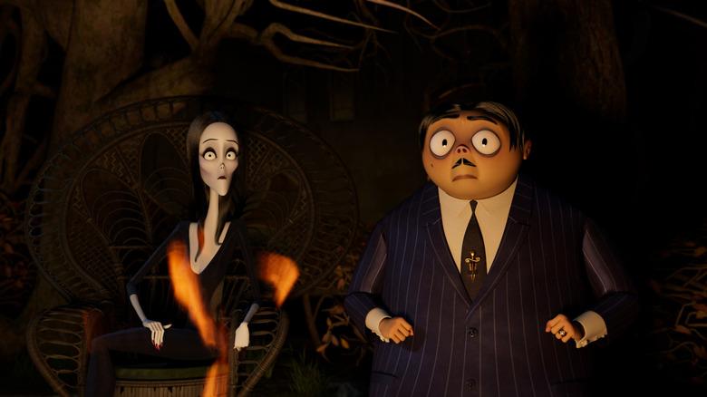 The Addams Family 2 - Gomez and Morticia