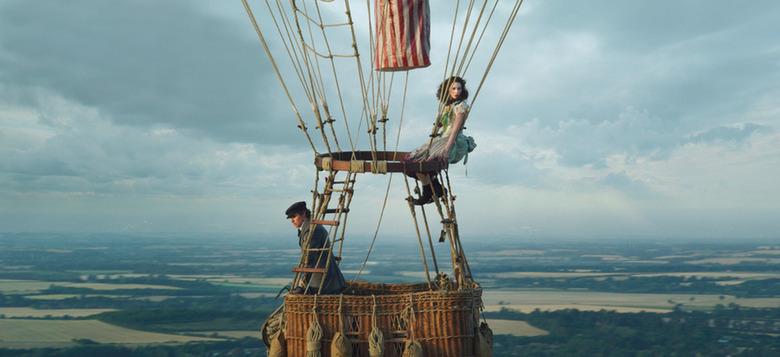 The Aeronauts in IMAX