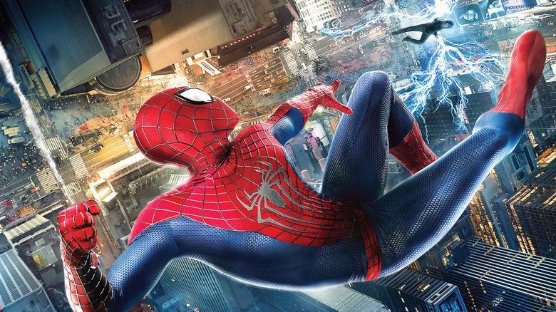 The Amazing Spider-Man 3 plot