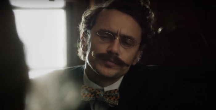 James Franco - The Ballad of Buster Scruggs Cast