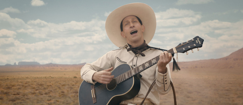 Ballad of Buster Scruggs Review