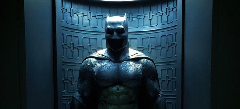 the batman update