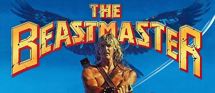 The Beastmaster Lost Film Negative