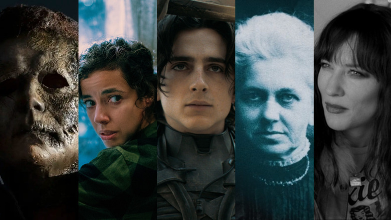 The Best Movies Streaming Right Now: Dune, Halloween Kills, No One Gets Out Alive, The Blackwell Ghost, Coffee And Cigarettes