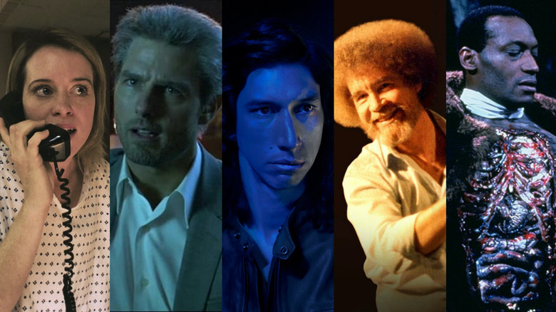 The Best Movies Streaming Right Now: Annette, Collateral, Bob Ross, Candyman, Unsane