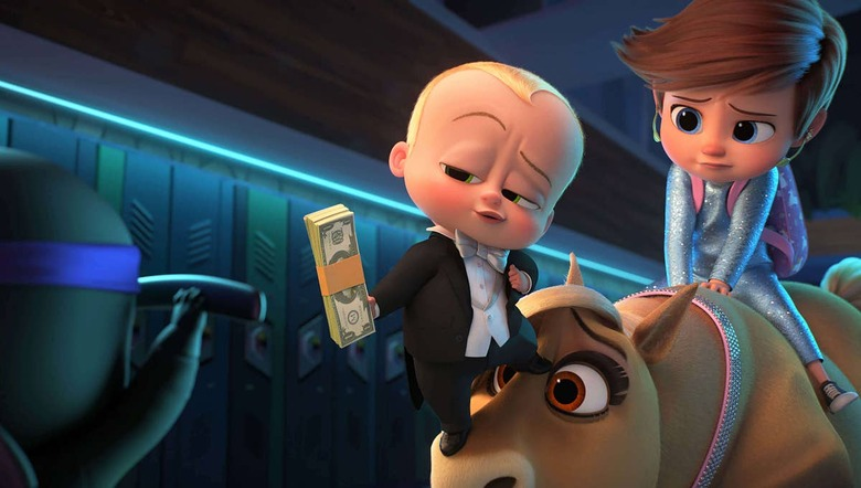 the boss baby 2 release date